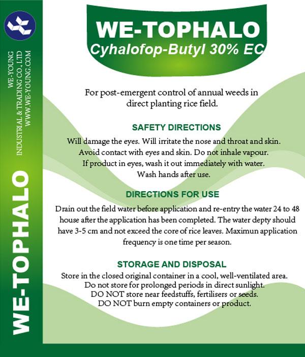 Cyhalofop-Butyl